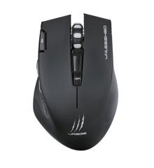 Hama - uRage Optical Mouse Unleashed Black Wireless