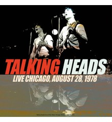 Talking Heads – Best of Live Chicago, August 28, 1978 - LP - Vinyl