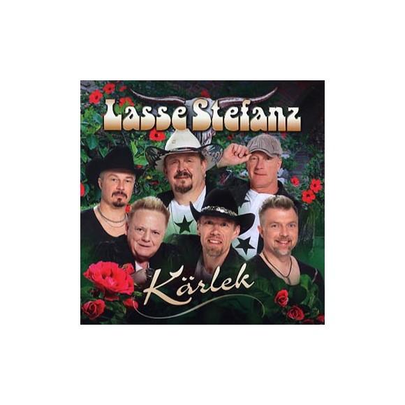 Lasse Stefanz/Kärlek - CD