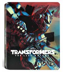 Transformers: The Last Knight - Steelbook (3D Blu-Ray)