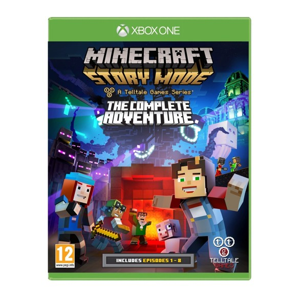 Buy Minecraft - Story Mode: The Complete Adventure