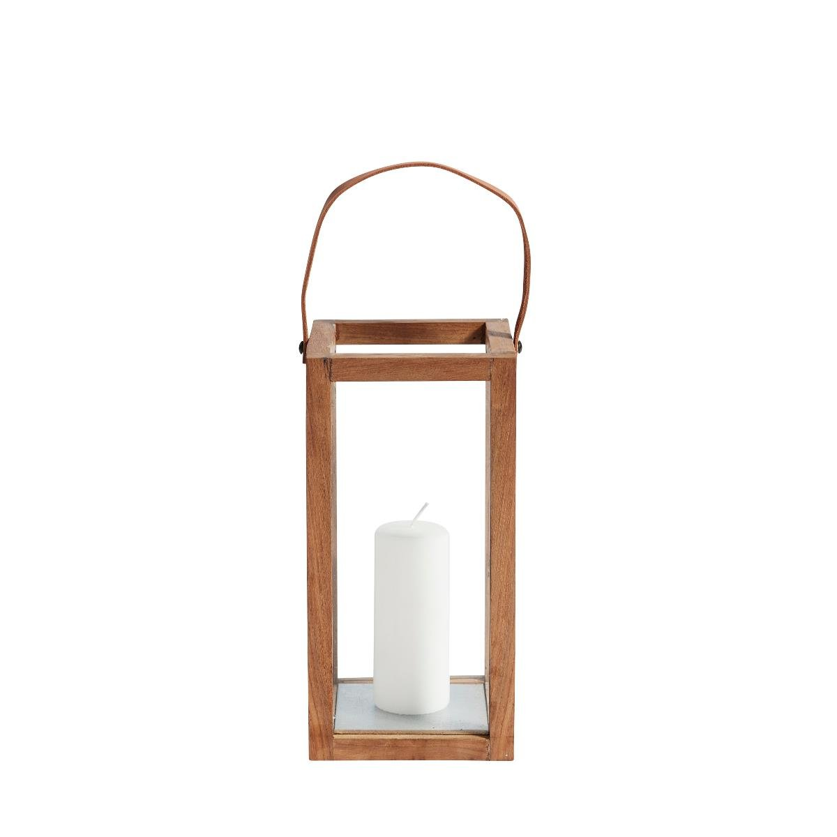 Muubs - Lantern Small - Recycled Teak (1121527501)