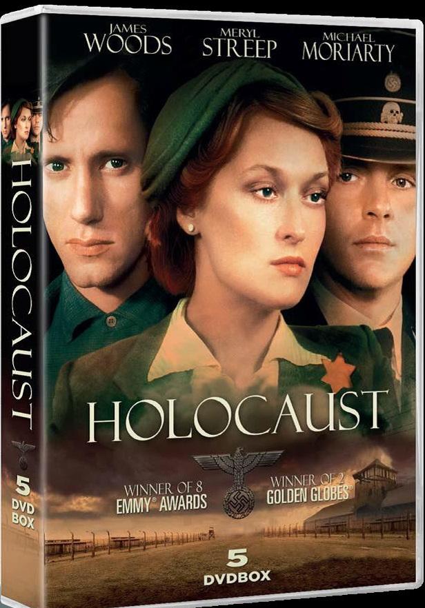 Holocaust (5-disc) - DVD