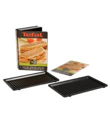 Tefal - Grillet Panini Sæt Til Snack Collection Box 3