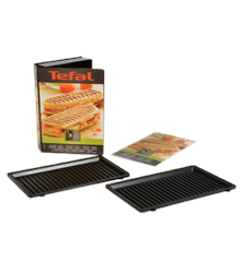 ​Tefal - Grillet Panini Set For Snack Collection Box 3 (XA800312)