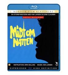 Midt Om Natten (Blu-Ray)