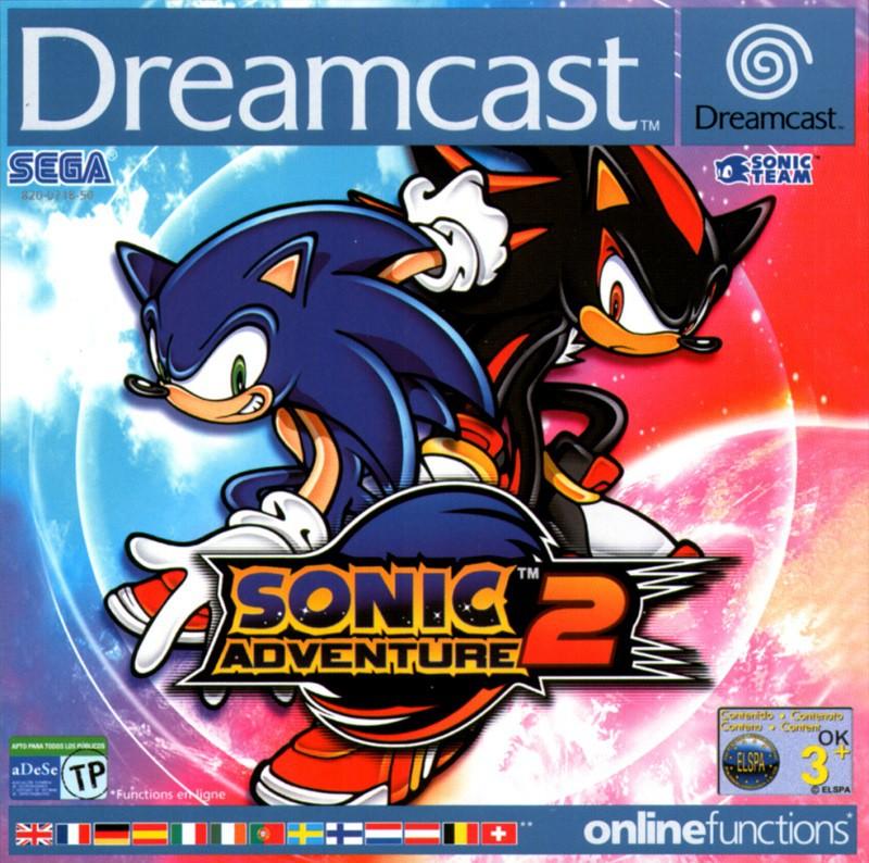 Buy Sonic Adventure 2 Dreamcast