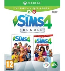 The Sims 4 & The Sims Cats & Dogs Bundle