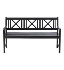 Cinas - Rosenborg Bench 150 cm - Black (4501021)