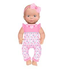 Luvabella - Newborn Babydukke - Blond
