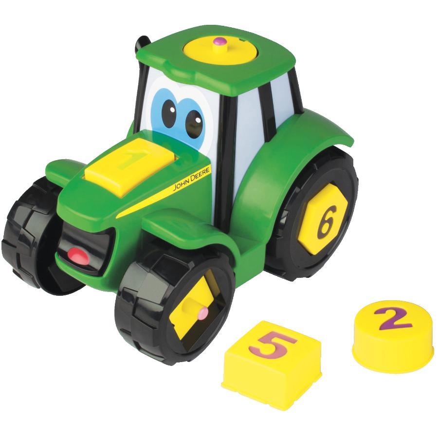John Deere - Johnny Tractor Learn & Play (46654)