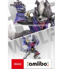 Nintendo Amiibo Wolf (Smash Bros Collection)