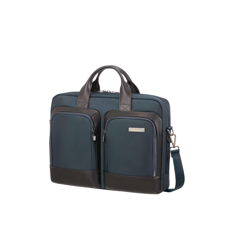 "Samsonite - Computerbag Safton 15,6"" Blue"
