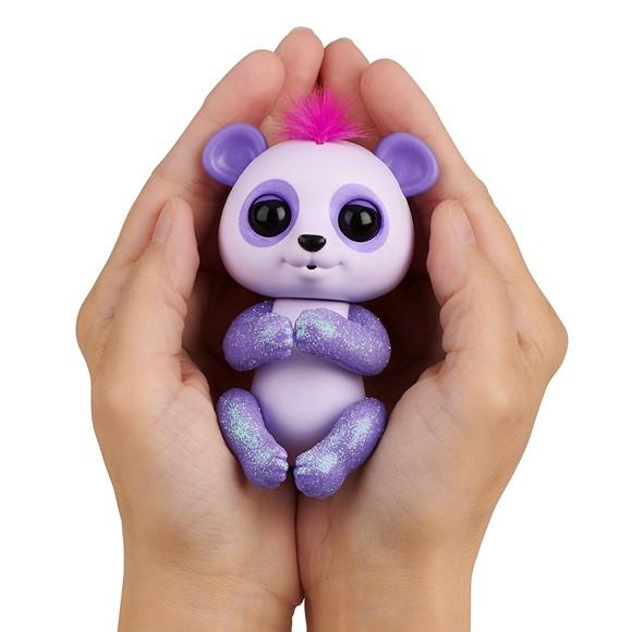 Fingerlings - Baby Panda - Beanie (Purple)