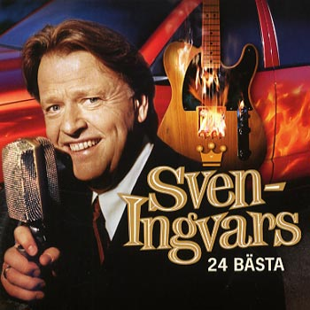 Sven-Ingvars/24 Basta - CD