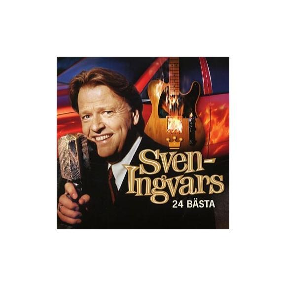 Sven-Ingvars/24 Bästa - CD