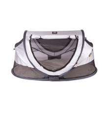 Deryan - Travel Cot Peuter - Luxe Silber