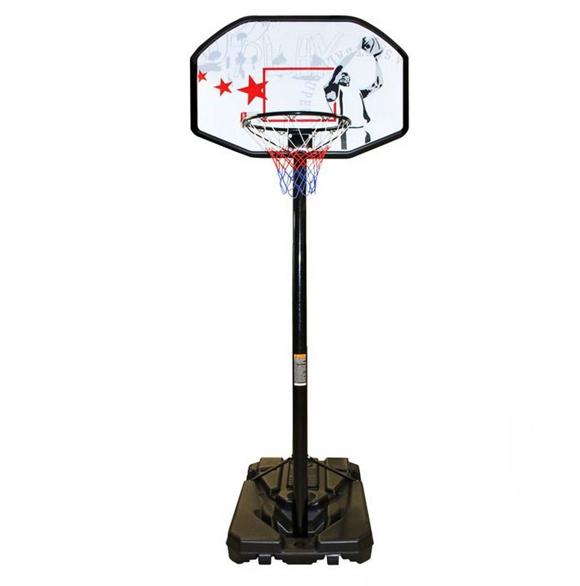 New Port PRO basketstander 305 cm
