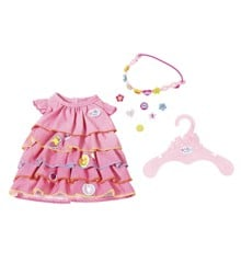 Baby Born - Summerdress Set with pins (824481)