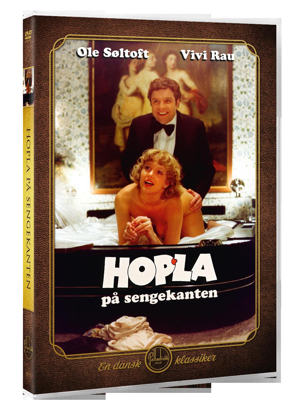 Hopla på sengekanten - DVD