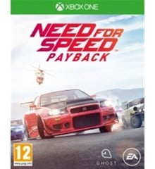 Need For Speed Payback (UK/Arabic)