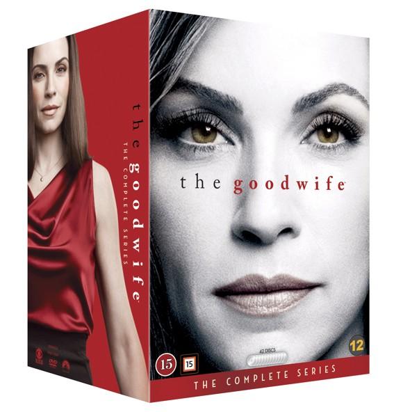 The Good Wife - Season 1-7 (24 disc) - DVD