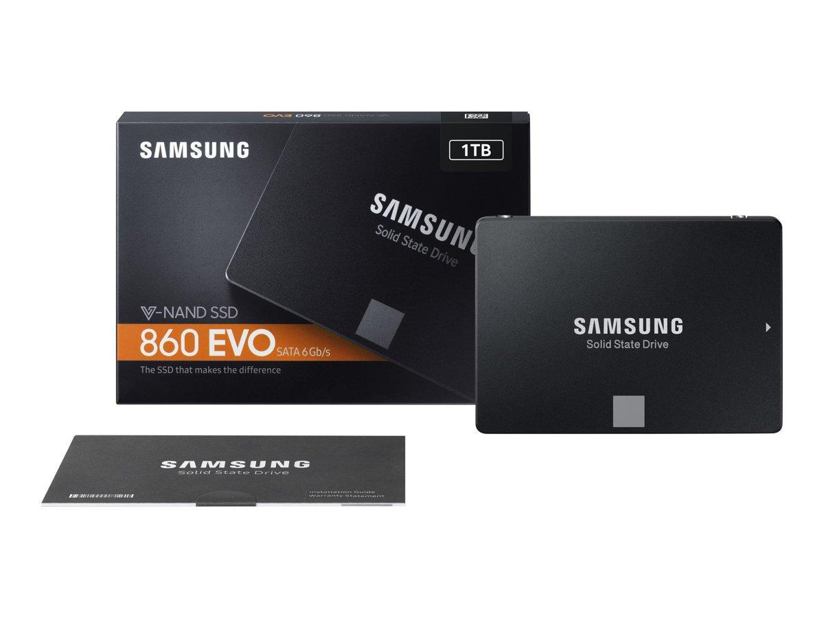 "Samsung - SSD 860 EVO 1TB 2.5"" SATA"