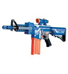 Soft Bullet Gun - Gevær med 20 Skumpile