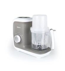Kidsme - 4-in-1 Baby Food Maker - Grey