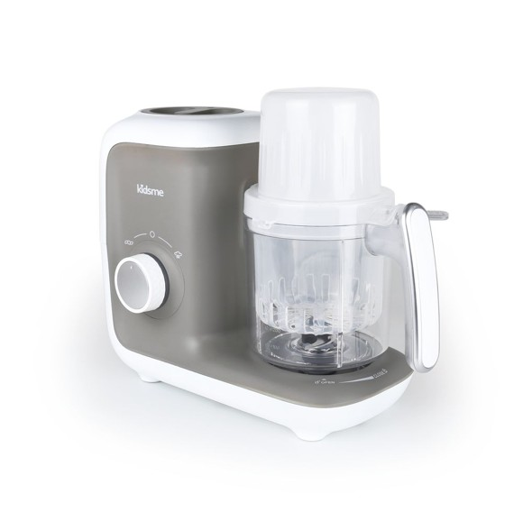 Kidsme - 4-in-1 Baby Food Maker - Grey