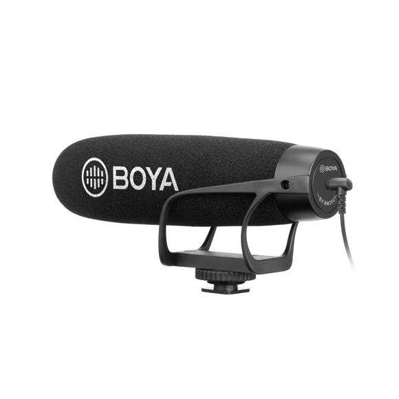 BOYA Microphone BY-BM2021 Condensator 3.5mm