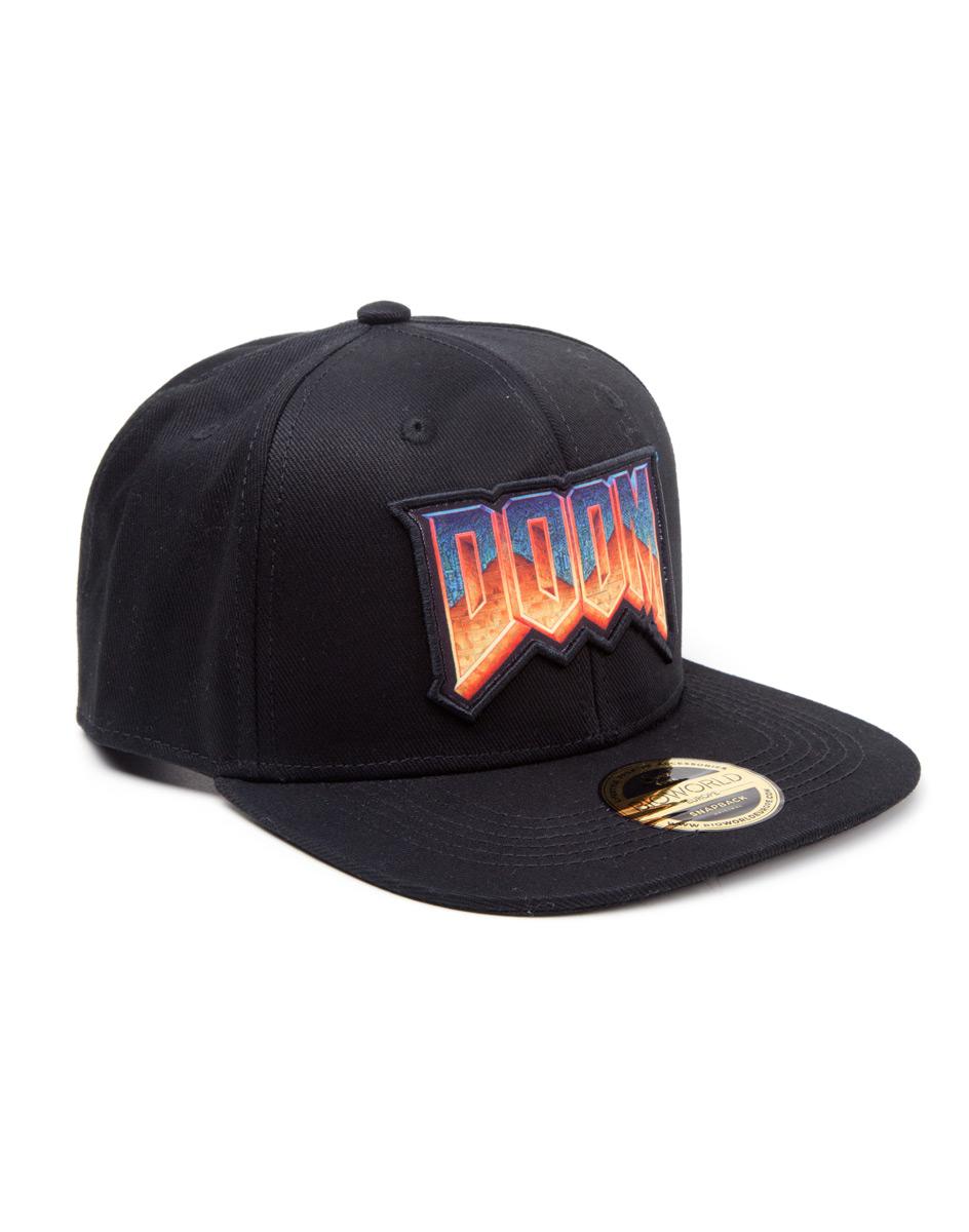 ?Doom Snapback One-size