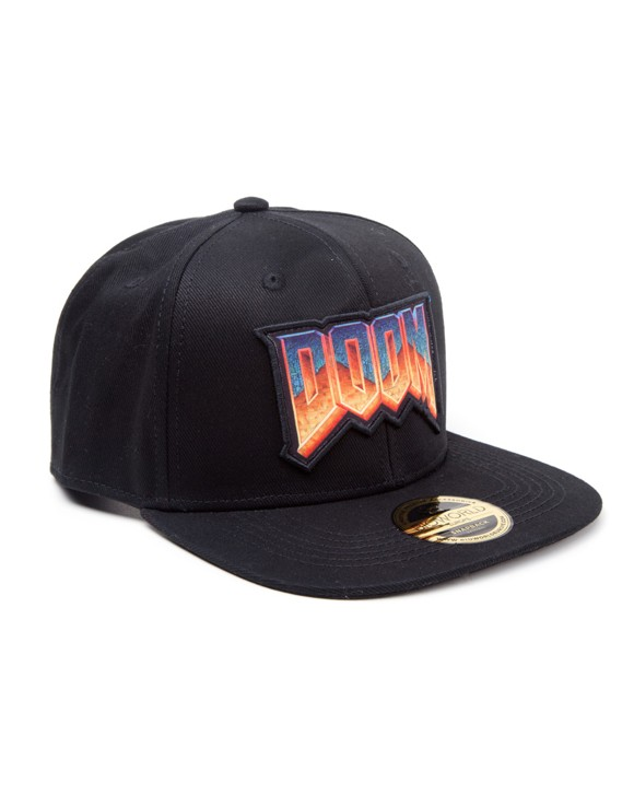 Doom Snapback One-size