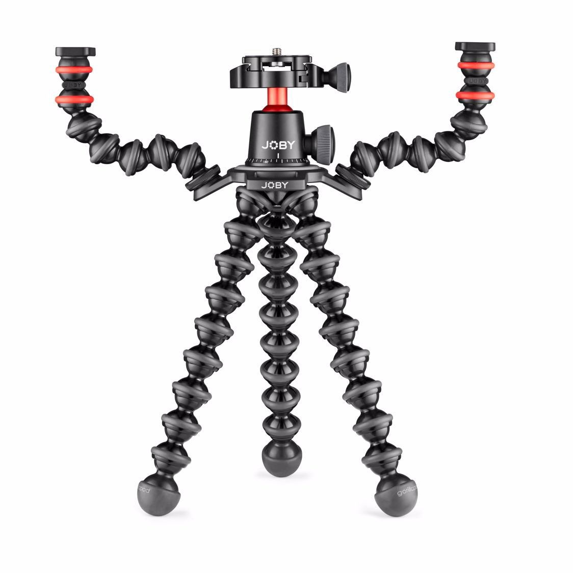 JOBY - GorillaPod 3K PRO Rig - Ultimate Flexible Tripod Rig For Mirrorless Cameras