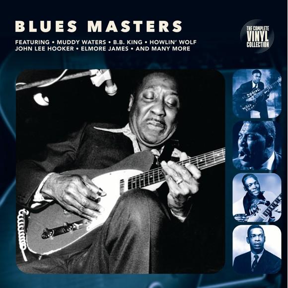Various Artists - Blues Masters - Vinyl