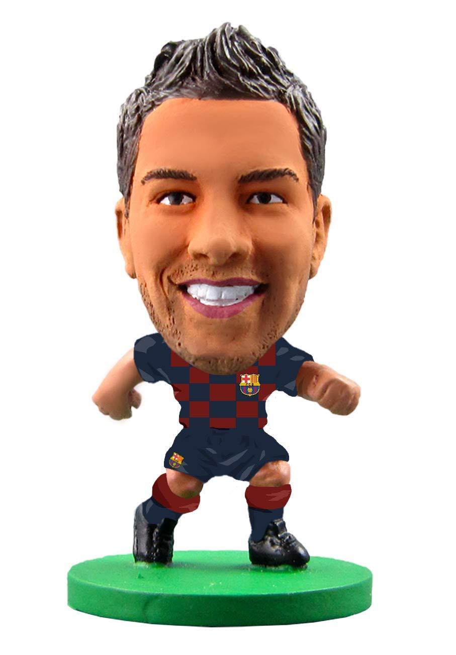 Soccerstarz - Barcelona Jordi Alba - Home Kit (2020 version)