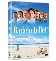 Badehotellet - Sæson 4 - DVD