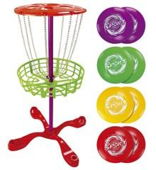SS Frisbee Golf Set (302179)