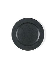 Bitz – 2 x Dessert Plate  Ø22 cm – Black