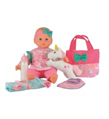 Happy Friend - Sanne doll with unicorn, 36 cm (504210)