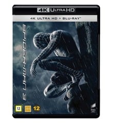 Spider-Man 3 (4K Blu-Ray)