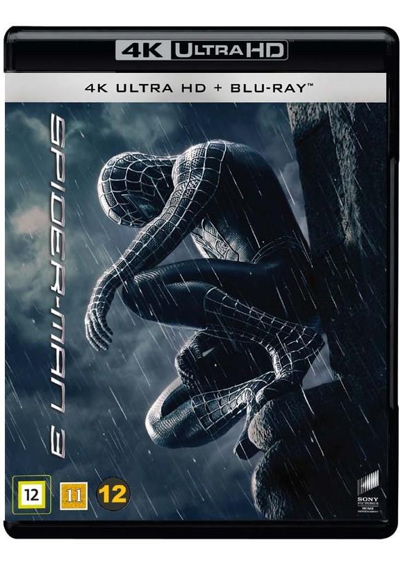 Spider-Man 3 (4K Blu-Ray)