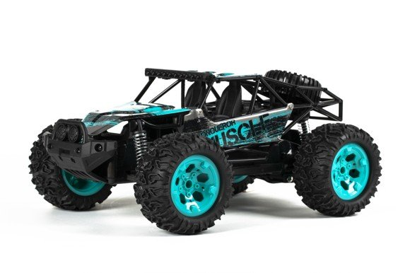 Muscle Off-Road - 1:12 - 2,4GHz R/C - Turkis (534616)