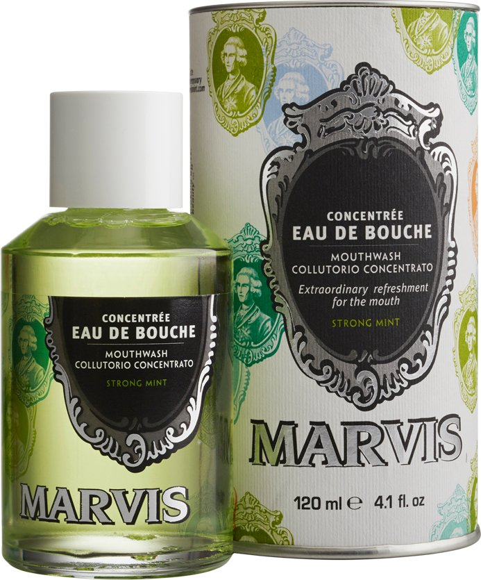 MARVIS - Mundskyl Strong Mint 120 ml