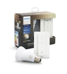 Philips Hue -  E27 Wireless Dimming kit - White Ambiance
