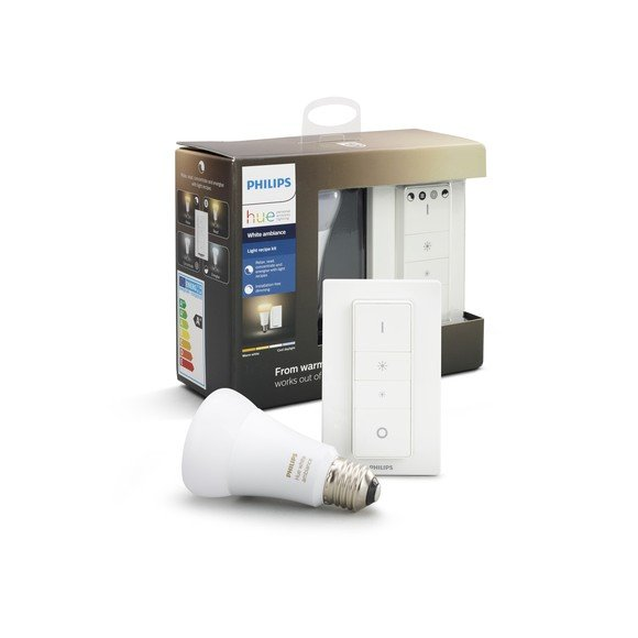 zz Philips Hue -  E27 Wireless Dimming kit - White Ambiance