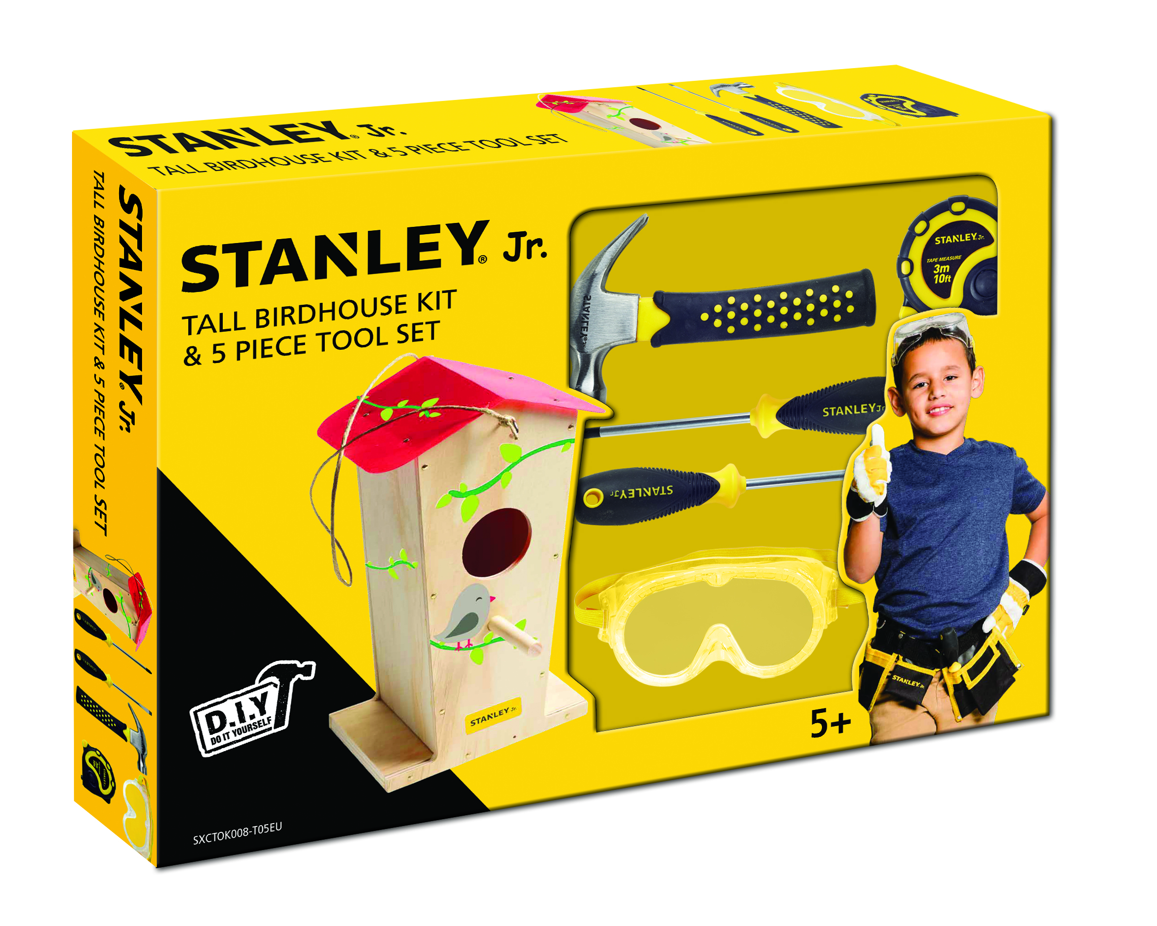 Stanley - Toolkit with Birdhouse (STOK008-T05-SY)