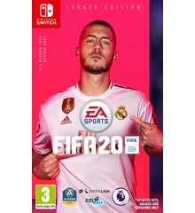 FIFA 20 (Nordic Version) - Legacy Edition