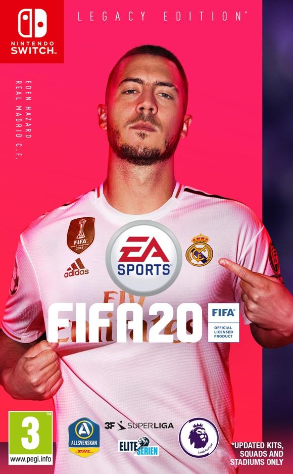 FIFA 20 (Nordic Version) - Legacy Edition