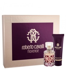 Roberto Cavalli - Florence EDP 50 ml + Body Lotion 75 ml - Giftset